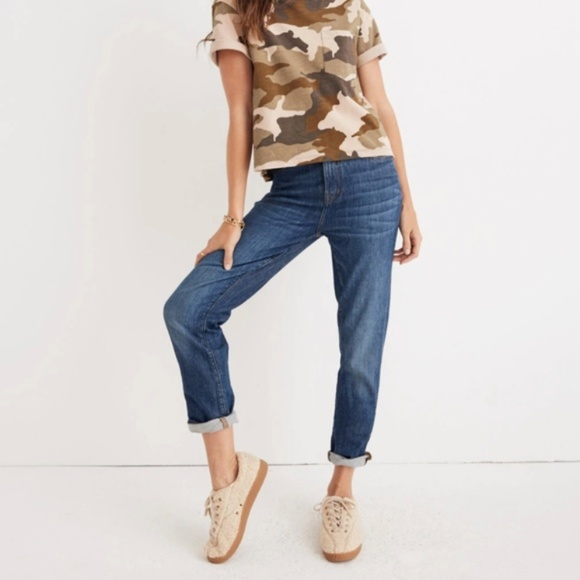 Madewell Denim - NEW! MADEWELL Eco Collection High-Rise Slim Jean
